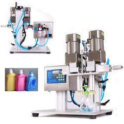 90w Semi-automatic Capping Machine For Perfume Bottle Spray Caps Screwing