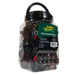 Battery Tender Ring Terminal Accessory Cable - Jar Of 25