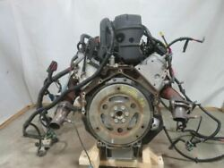 5.3 Liter Engine Motor Ls Swap Dropout Chevy Ly5 139k Complete Drop Out