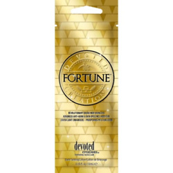 Devoted Creations Fortune Revolutionary Grand Noir Tanning Lotion 0.5oz Packet