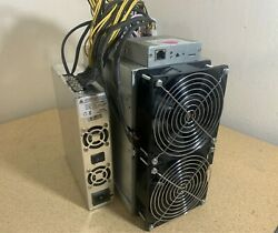 Used Btc Miner Love Core Aixin A1 25t With Psu Sha-256 Asic Mining Machine