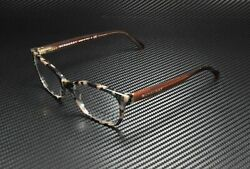 Be2201 3648 Spotted Brown Demo Lens 52 Mm Womenand039s Eyeglasses