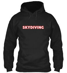 Teespring Proud Sky Diver Classic Pullover Hoodie - Poly/cotton Blend