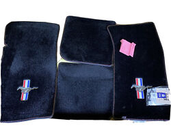 Lloyd Mustang Deluxe Car Mats - Special Order, Never Used New, Still Has Tags