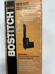 Bostitch Mcn-kit2 Metal Connector Attachment For Bostitch Framing Tools Sequent