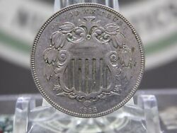 1866 Shield Nickel Rays 5c 4 East Coast Coin And Collectables, Inc.