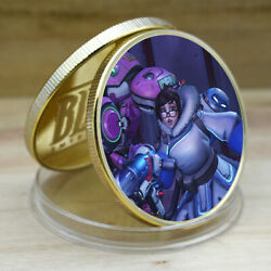 Overwatch Forever Coin Ow American Coin Luxury Gifts Thanks Giving Art Crafts