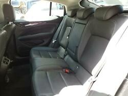Mk2 Vauxhall Insignia B Complete Interior - Black Leather Front And Rear Seats