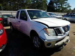 Automatic Transmission 6 Cylinder Crew Cab 2wd Fits 07 Frontier 392002