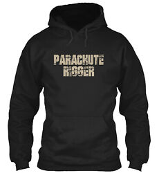 Parachute Rigger My Craft Classic Pullover Hoodie - Poly/cotton Blend