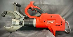 """Milwaukee M18 2776-20 Force Logic 3"""" Underground Cable Cutter Tool Only Tested"""