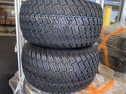 2 New Lawn 18x9.50-8 Turf Tire 4 Ply Mower Garden Tractor 18x950-8