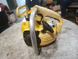 Vintage Mcculloch Mini Mac 30 Chainsaw Project Parts Power Head