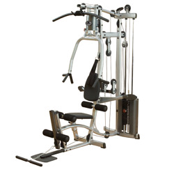 Powerline By Body-solid Home Gym P2x 6 Stations 160 Lb Weight Stack
