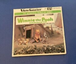 Sepia B362 Disney Winnie The Pooh And The Honey Tree Film View-master Reels Packet