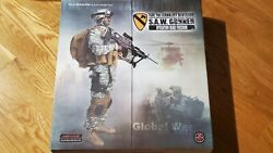Soldier Story 1/6 Us Army Saw Gunner Action Figure