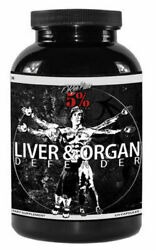 5 Nutrition Rich Piana Liver And Organ Defender 270 Caps Pct Support New W