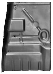 Front Floor Pan Half For 68-79 Chevy Nova Buick Apollo Olds Omega-right