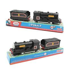 Thomas And Friends Train Set Donald Plastic Children's Toys For Kids Holiday Kit