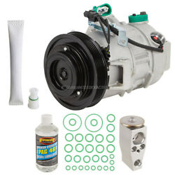 For Acura Rlx 2014 2015 2016 2017 2018 Ac Compressor And A/c Repair Kit Csw