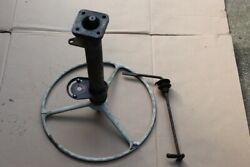 Steering Wheel And Shaft / Housing W/lever, David Brown 990 Farm Tractor