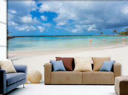 3d Sunny Weather Beach 18536na Wallpaper Wall Murals Removable Wallpaper Fay