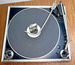 Vintage Ge Vm Product Turntable Phonograph Record Changer Player