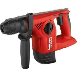 Cordless Rotary Hammer Drill Te 4-a Tool Body 22-volt Lithium-ion Sds Plus
