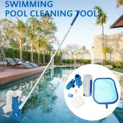 Hot Sale Cleaning Maintenance Swimming Pool Kit With Vacuum、net And Pole