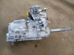 Kawasaki Mules 2510 Transmission In Great Condition Gas Only