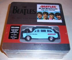 The Beatles Single Sleeve Die Cast Collectible All You Need Is Love Series 2 Nib