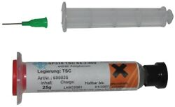 Soldering Paste 10ml With No Clean And Lead Free For Dispensing Stannol Sp318