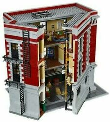 Lego Ghostbusters Firehouse Headquarters 75827 In 2016 New Sealed Retired F/s