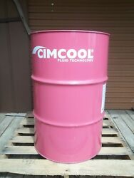 Cimcool Cimtech 500 55 Gallon Drum Synthetic Cutting And Grinding Fluid
