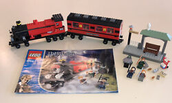 Lego Harry Potter Hogwarts Express 2004 4758 Complete With Instruction Book