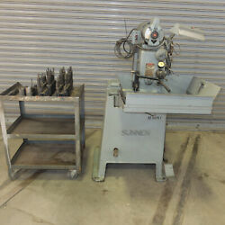Sunnen Precision Honing Machine Model Mbb-1290 Loaded With Tooling