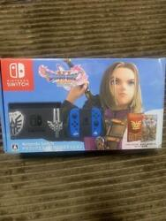 Nintendo Switch Dragon Quest Xi S Console Lotto Limited Edition Jp Import Used