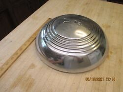 Extra Deep Dish Early Ford Hubcap Vintage Automobile Truck 1930's V8