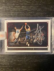2019-20 Panini One And One Timeless Moments Jokic /25