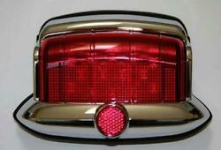 1946-48 Plymouth Led Tail Lights 6-volt