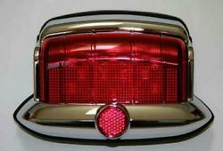 1946-48 Plymouth Led Tail Lights 12 Volt - Negative Ground 6046
