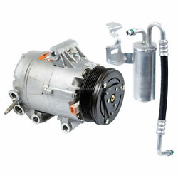 For Chevy Impala And Monte 2004 2005 Oem Ac Compressor W/ A/c Drier Csw