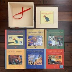 Griffin And Sabine A Complete Library Bantock Collectors Deluxe Boxed Set Books