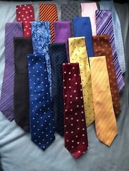 Thomas Pink Jermyn Ties Excellent Any 3 Ties For 120
