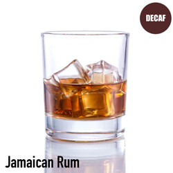 Jamaican Rum French Vanilla Flavored Decaf Coffee