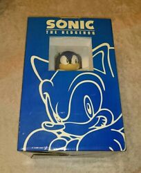 Sega Sonic The Hedgehog Figure 10th Anniversary Limited Edition From Japan