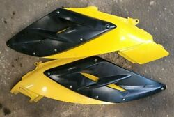 Sea Doo Rxp Front Lh Rh Lateral Bumper Side Cover Panel Knee Pad Trim Moulding