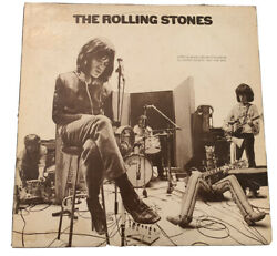 Rolling Stones A Special Promotion Album In Limited Edition Not For Saleandnbsp