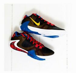Nike Zoom Freak 1 Asw Giannis Employee Of The Month Coming To America Size 12