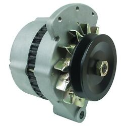 New Alternator Fits Ford Backhoes Tractors Holland Farm D5nn-10300-a 51 Amps